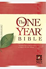 The One Year Bible NLT (One Year Bible: Nlt Book 2) Kindle Edition