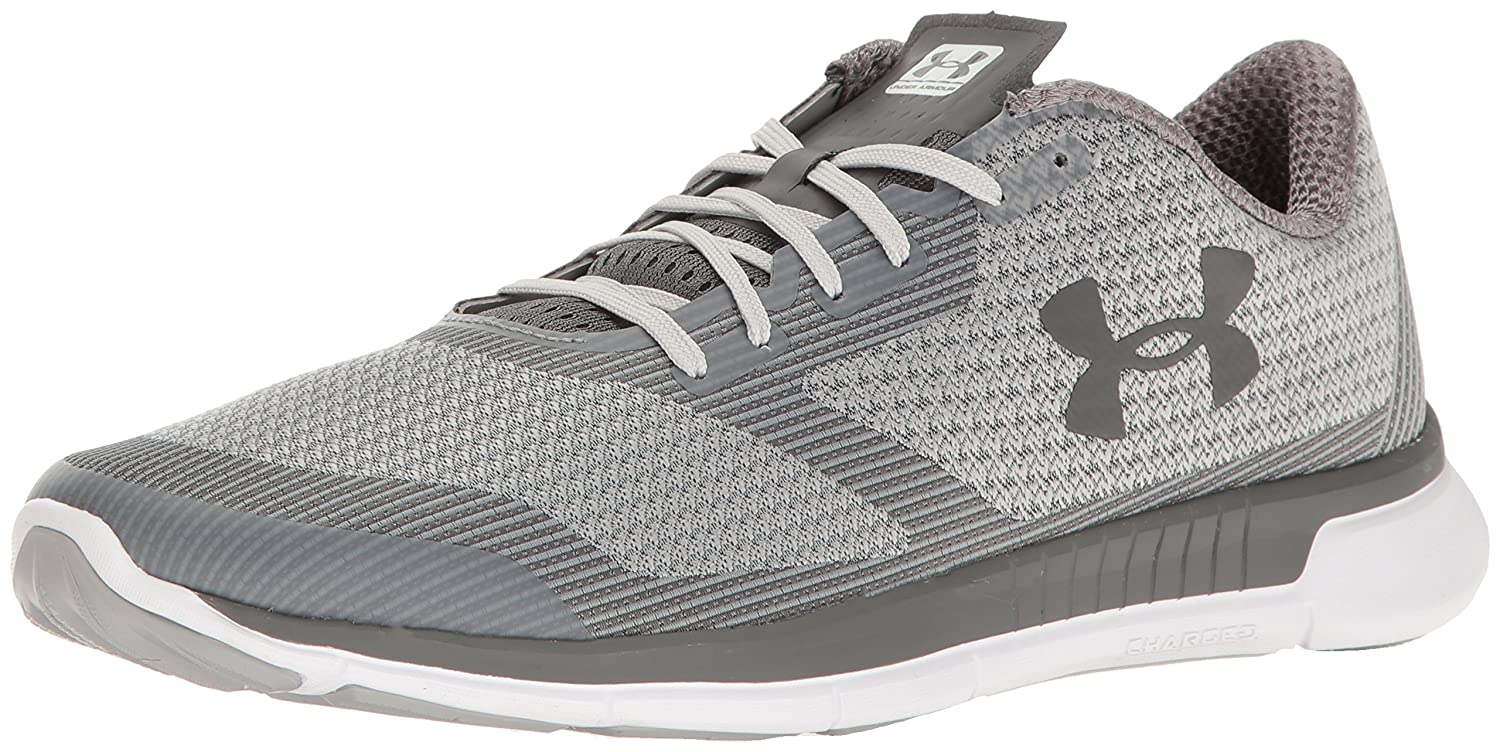 on sale 753ea af37a Amazon.com   Under Armour Men s Charged Lightning Running Shoe   Road  Running