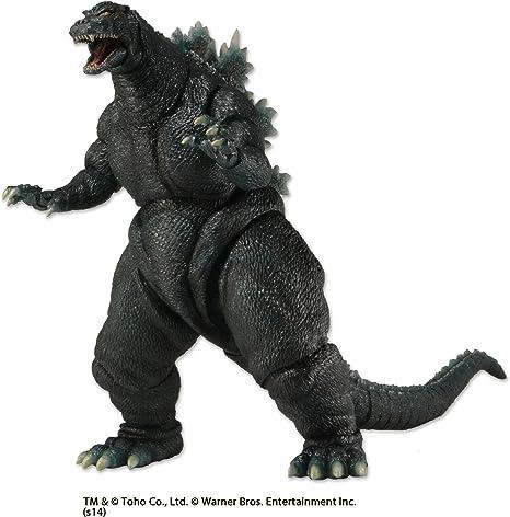 "NECA Godzilla 12/"" tête-à-Queue Figure Action Classic Video Game Appearance"