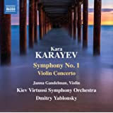 Karayev: Symphony No. 1, Violin Concerto
