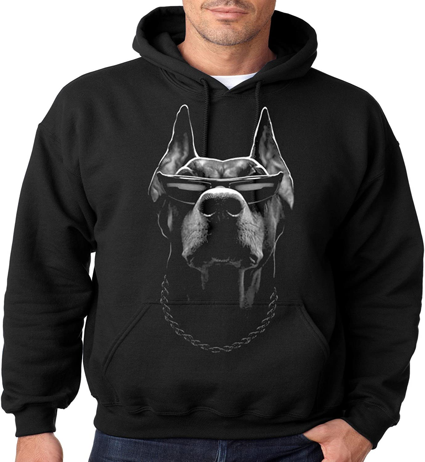 wellcoda When All Else Fails Dog Mens Sweatshirt Pet Casual Jumper