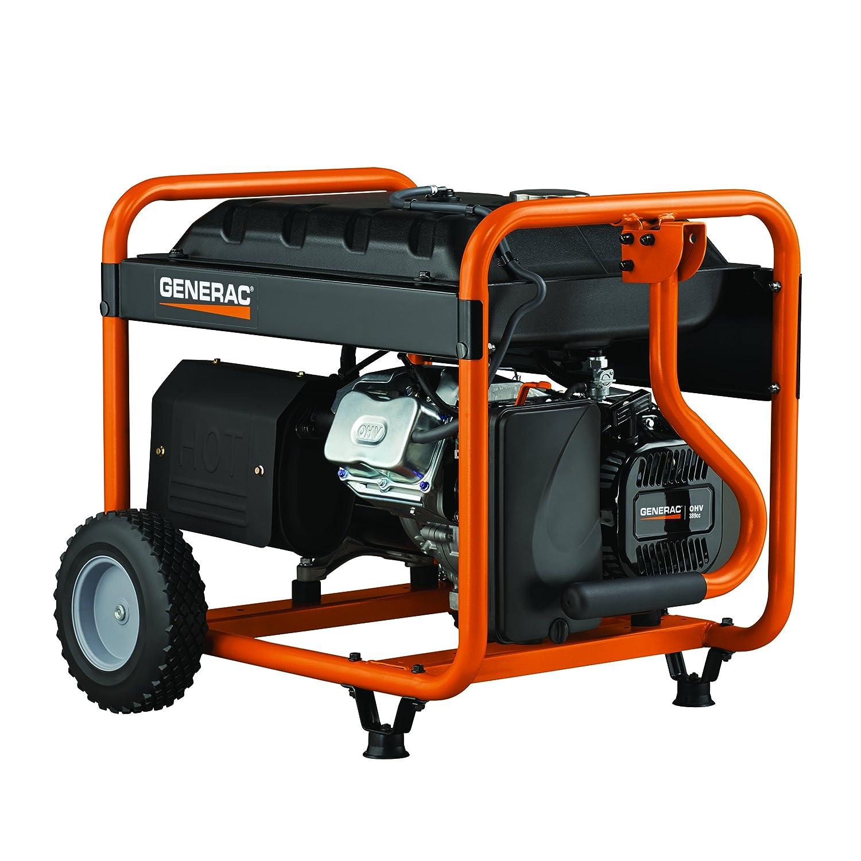 Amazon Generac 6515 GP6500E 6500 Running Watts 8000 Starting