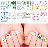 Amazon Best Sellers: Best Nail Art Stickers & Decals