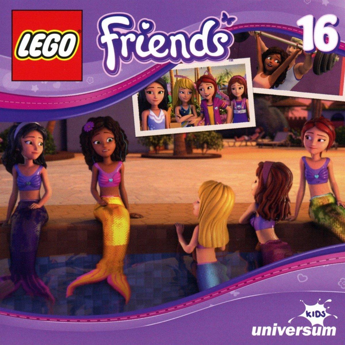 Lego Friends (CD 16) - Lego Friends: Amazon.de: Musik