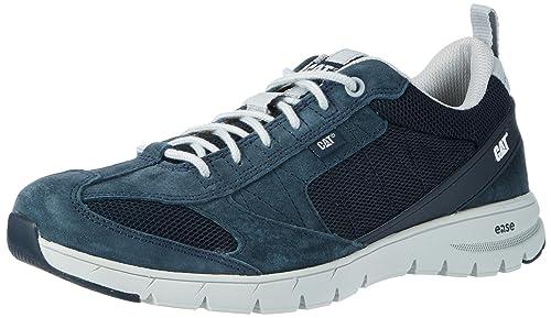 Caterpillar Mythos, Zapatillas para Hombre, Azul (Mens Navy), 42 EU
