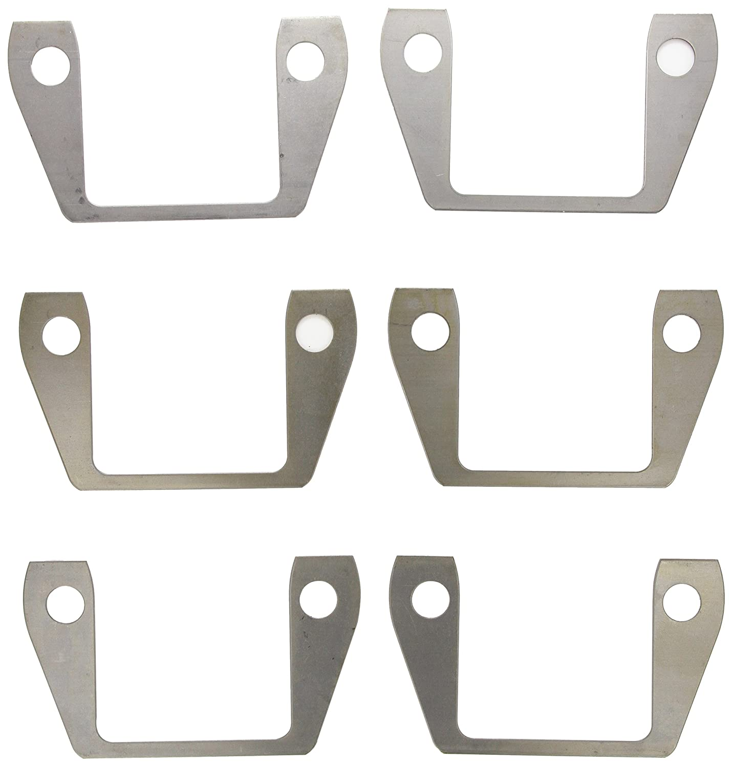 Specialty Products Company 36002 1//16 Thrust Angle Shim for Peterbilt//Kenworth, Pack of 6