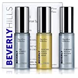 Anti Aging Skin Care Set - Retinol Serum (2%), Vitamin C Serum for Face (25%), and Anti Wrinkle Cream