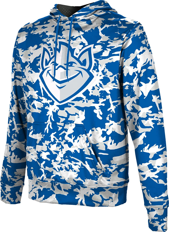 ProSphere Saint Louis University Womens Pullover Hoodie Digi Camo School Spirit Sweatshirt