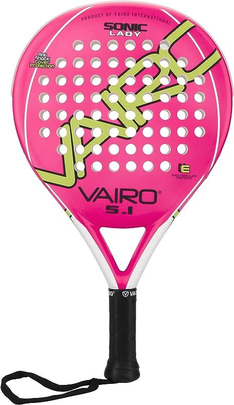 Pala de Padel VAIRO SONIC LADY 5.1: Amazon.es: Deportes y aire libre