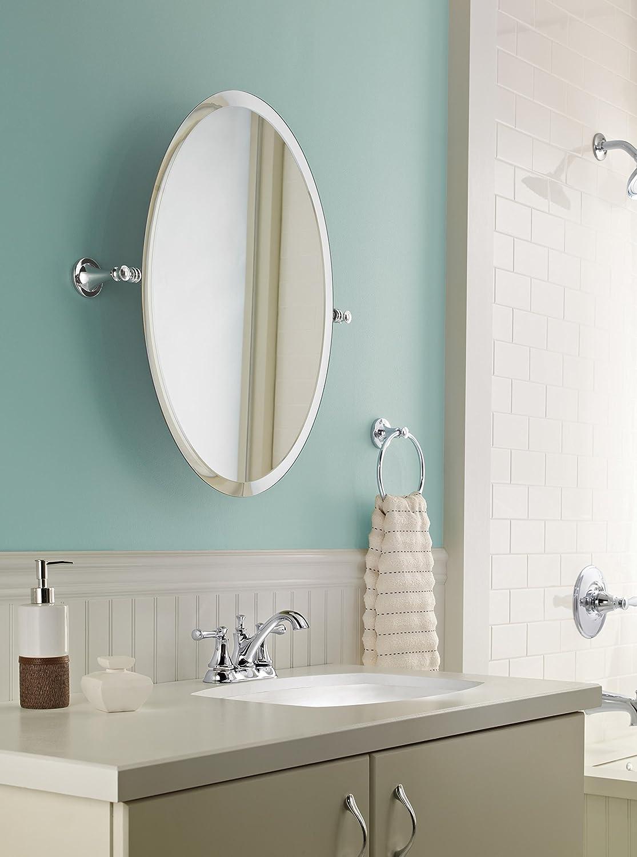 Delta Faucet 25713LF Silverton, Two Handle Centerset Bathroom Faucet ...