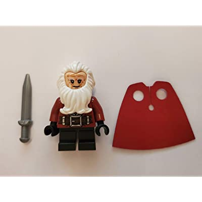 Lego Hobbit Balin the Dwarf Minifigure: Everything Else