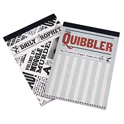 Pyramid International Harry Potter The Quibbler Jotter Set: Toys & Games