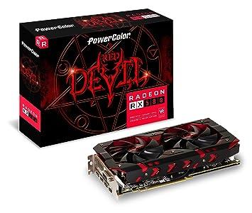 PowerColor Radeon Family Display Last