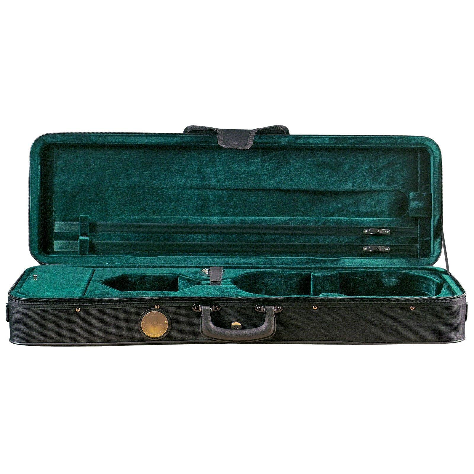 Travelite TL-33 Standard Violin Case - Oblong - 4/4 Size