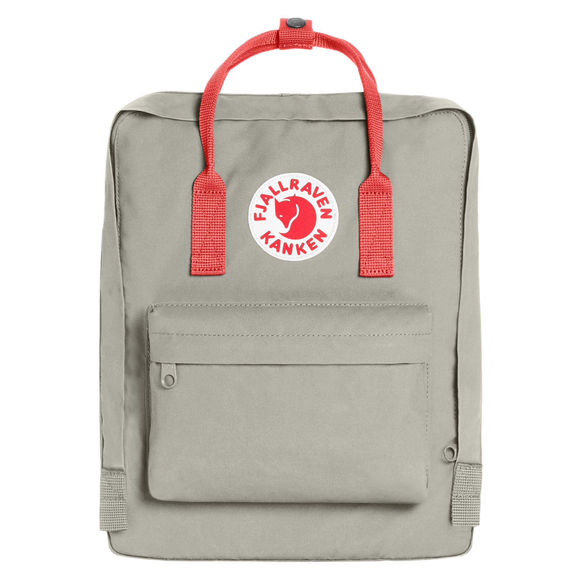Fjallraven - Kanken Classic Backpack for Everyday, Limited Edition Fog/Peach Pink