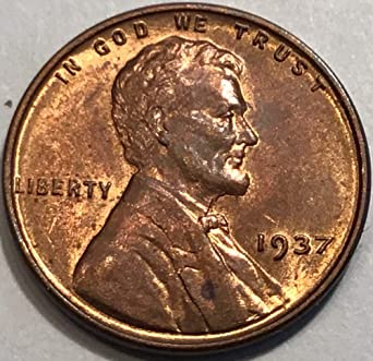 1947 Lincoln Wheat Cent Uncirculated Penny US Coin