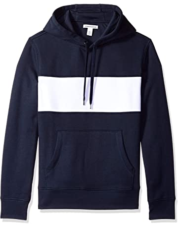 554ec5c16b Amazon Essentials Men s Hooded Fleece Sweatshirt