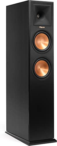 Klipsch RP-260F Floorstanding Speaker – Ebony Single unit