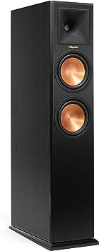 Klipsch RP-260F Altavoz Alámbrico, 125W, 48 - 25000 Hz, 8 Ω, Color Negro, 1 unidad