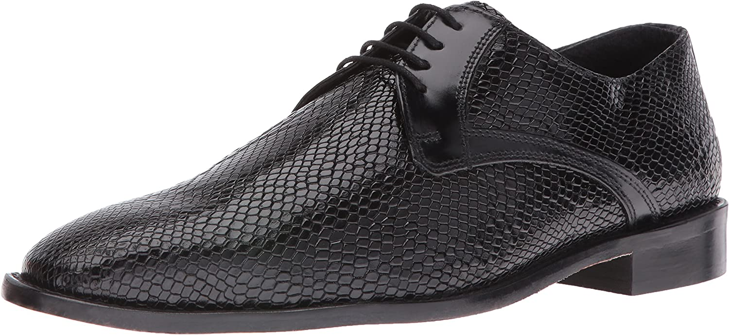 Stacy Adams Men's Manufacturer direct delivery Rinaldi Leather Sole Oxford Toe Plain sold out