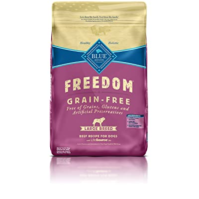 Blue Buffalo Freedom for Large Breed – Grain Free