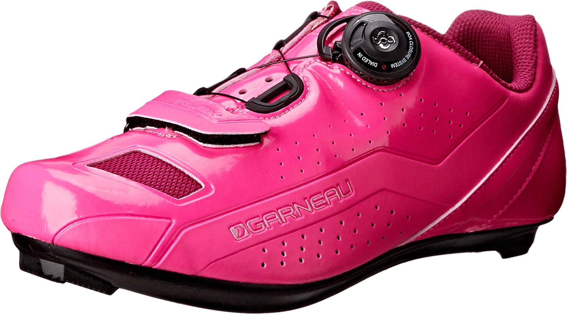 Louis Garneau Women's Ruby Cycling Shoes, Pink Glow, 38