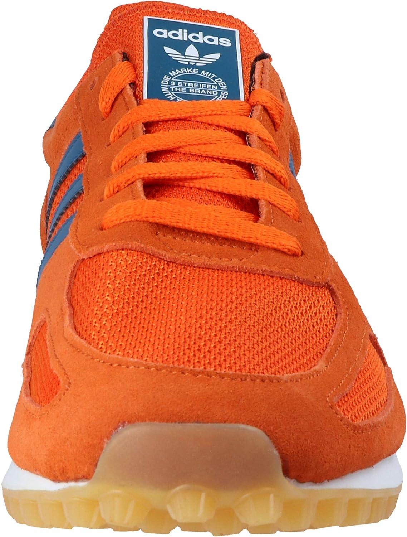 Soldes > adidas la trainer orange > en stock
