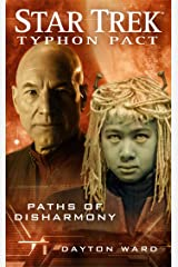 Typhon Pact #4: Paths of Disharmony (Star Trek- Typhon Pact) Kindle Edition