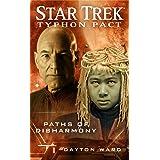 Typhon Pact #4: Paths of Disharmony (Star Trek- Typhon Pact)