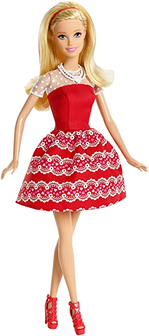 Barbie Valentines Day Doll