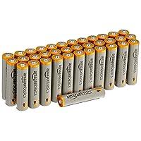 Deals on 36-PK AmazonBasics AAA 1.5 Volt Performance Alkaline Batteries