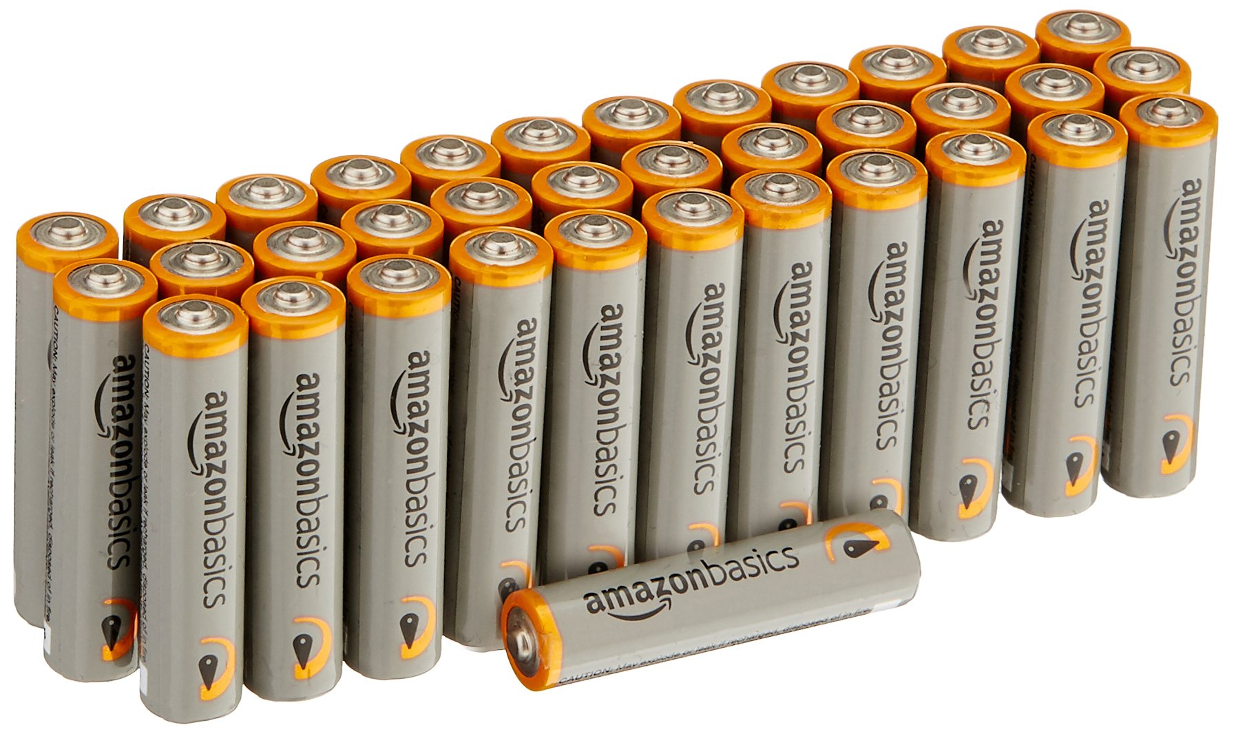 AmazonBasics AAA Performance Alkaline Batteries (36 Count) product image