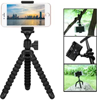 Back To Search Resultsconsumer Electronics Live Equipment Confident Mactrem Mini Tripod Sponge Octopus Flexible Lightweight Tripod With Bluetooth Remote Shutter For Selfie Iphone Samsung Gopro