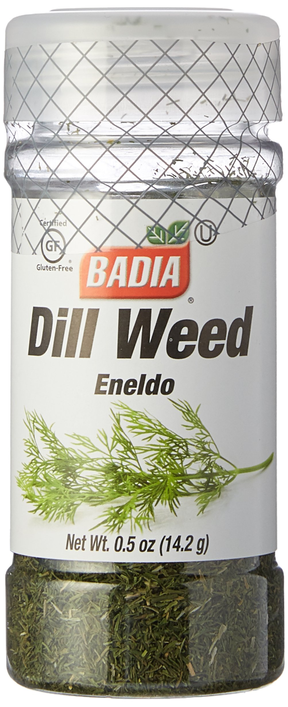 Badia Dill Weed 0.5 oz Pack of 3
