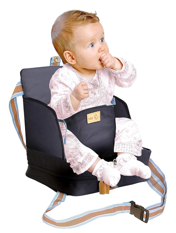 Roba Booster en tant que Siège Rehausseur de voyage et siège pour enfant en  bleu 8df3936c8f7