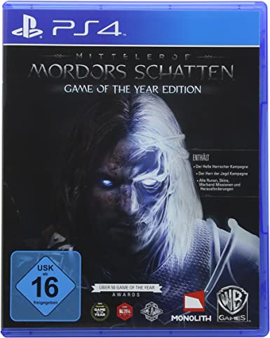 Mittelerde: Mordors Schatten - Game of the Year Edition ...