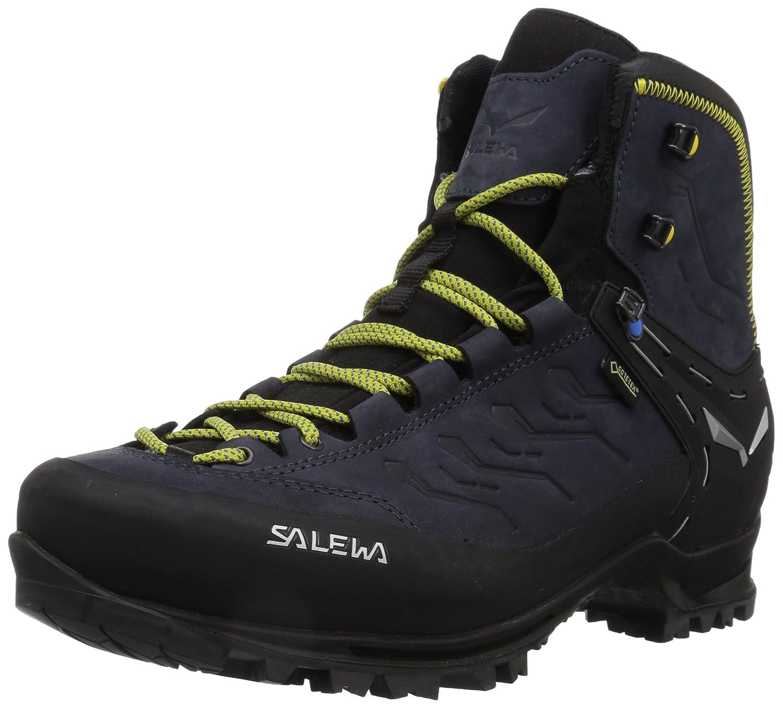 Noir (Night noir Kamille 0960) 40 EU Salewa Rapace Gore-tex Bergschuh, Chaussures de Trekking et randonnée Homme