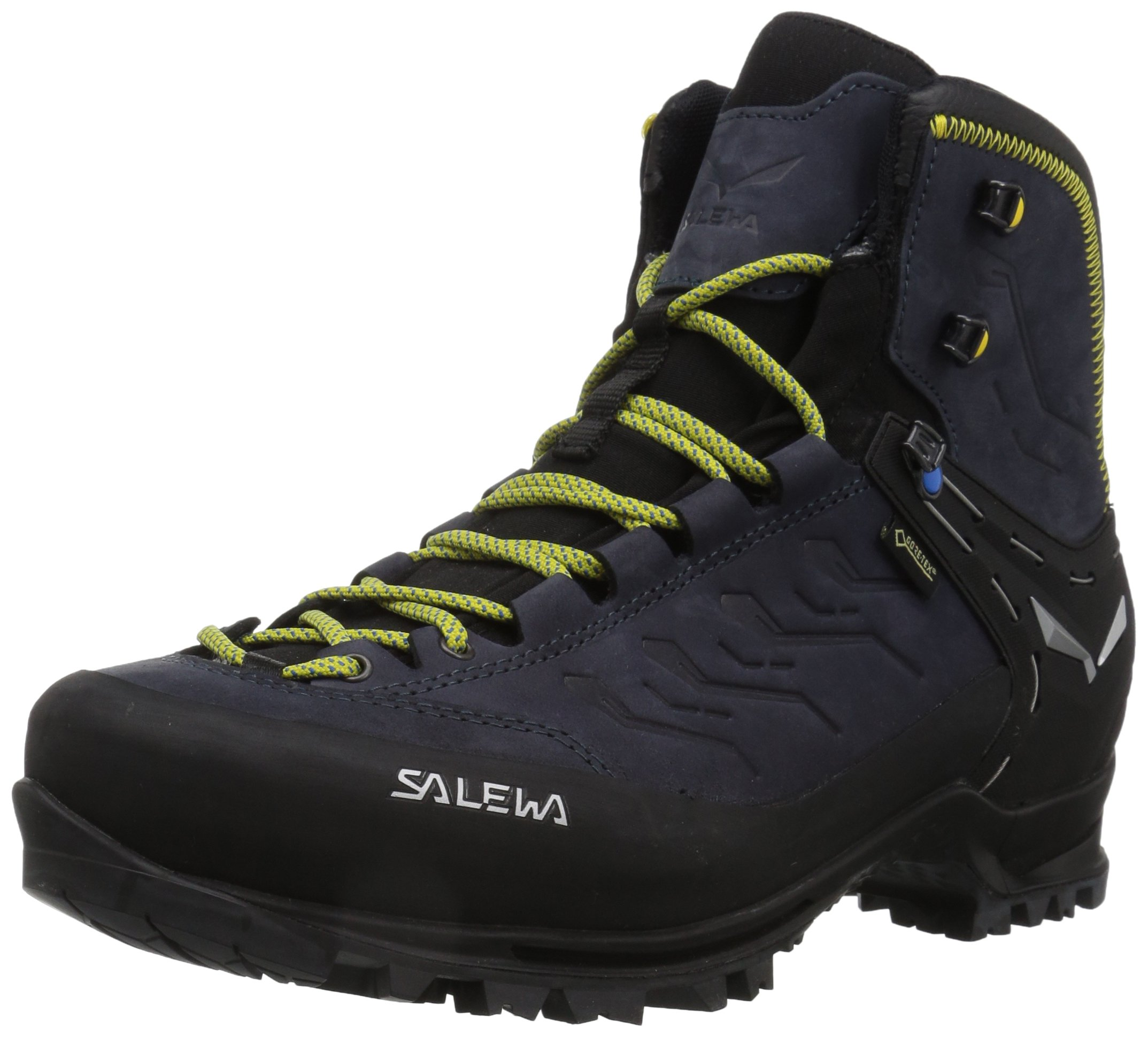 Salewa Men's Rapace Gtx Mountaineering Boot, Black/Kamille, 8