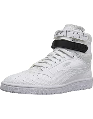 PUMA Womens Sky II HI SF Texture Wns Basketball Shoe