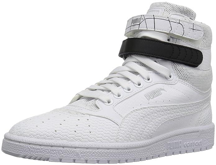 PUMA Women's Sky II HI SF Texture Wn's Basketball Shoe