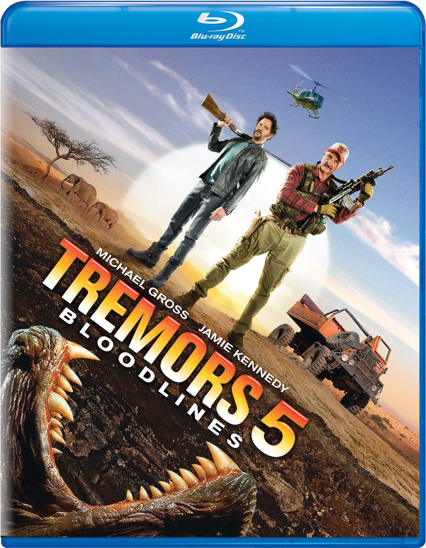 Blu-ray : Tremors 5: Bloodlines (Blu-ray)