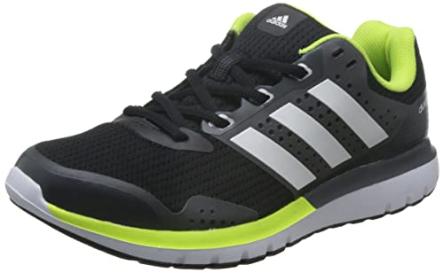 adidas Duramo 7 M, Zapatillas para Hombre, Negro (Negbas/Ftwbla/Griosc), 46 EU: Amazon.es: Zapatos y complementos