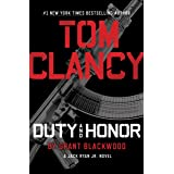 Tom Clancy Duty and Honor (A Jack Ryan Jr. Novel Book 3)