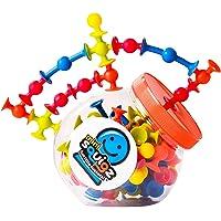 Fat Brain Toys Mini Squigz Building Kit