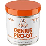Genius Probiotics for Weight Loss w/ Green Tea Extract for Women & Men – Shelf Stable Probiotic Natural EGCG Fat Burner Suppl