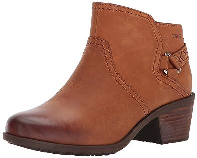 b147fb05e Amazon.com | Teva Women's W Foxy Waterproof Boot | Ankle & Bootie