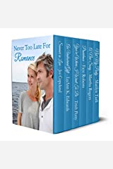 Never Too Late For Romance: Christian Contemporary Romance Kindle Edition