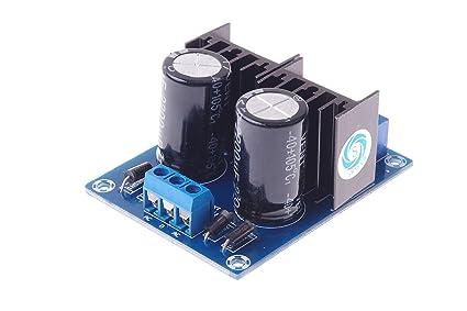 amazon com smakn lm317 337 dual power supply adjustable module rh amazon com
