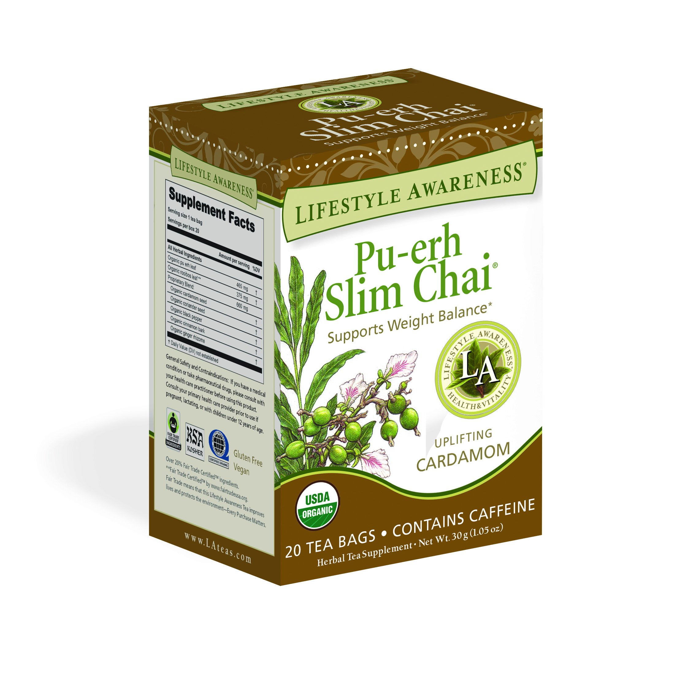 08d1d7b99e76d Amazon.com   Lifestyle Awareness Regularity Ease Tea with Activating ...