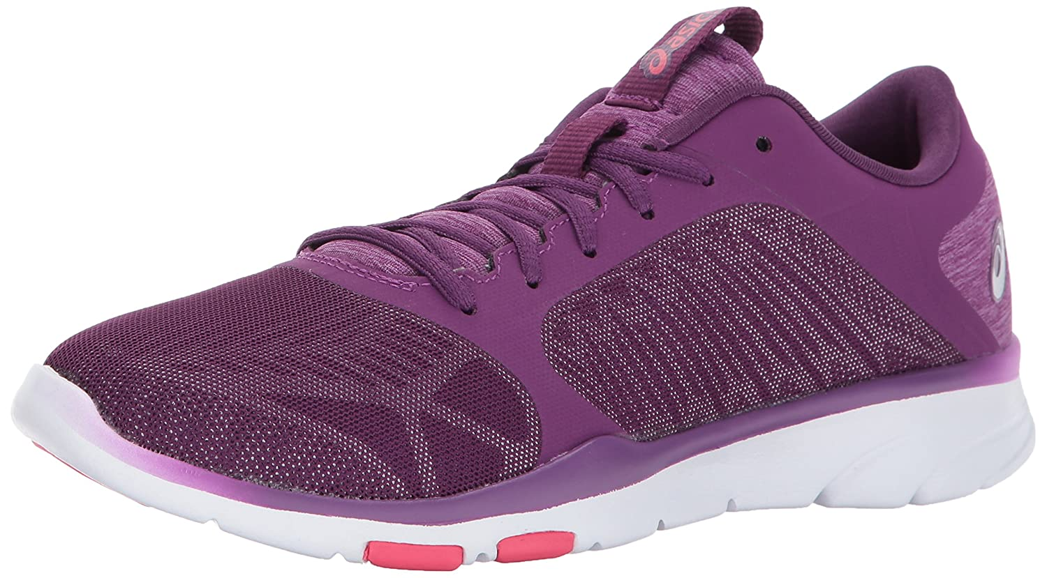ASICS Women's Gel-Fit Tempo 3 Cross Trainer B01MXEW1KC 6.5 B(M) US|Prune/Silver/Rouge Red